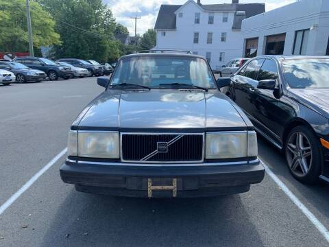 1993 Volvo 240 for sale at European Motors in West Hartford CT