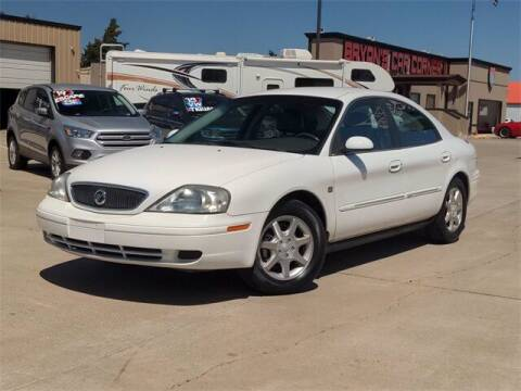 2000 Mercury Sable for sale at Auto Bankruptcy Loans in Chickasha OK