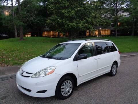 2006 Toyota Sienna for sale at Houston Auto Preowned in Houston TX
