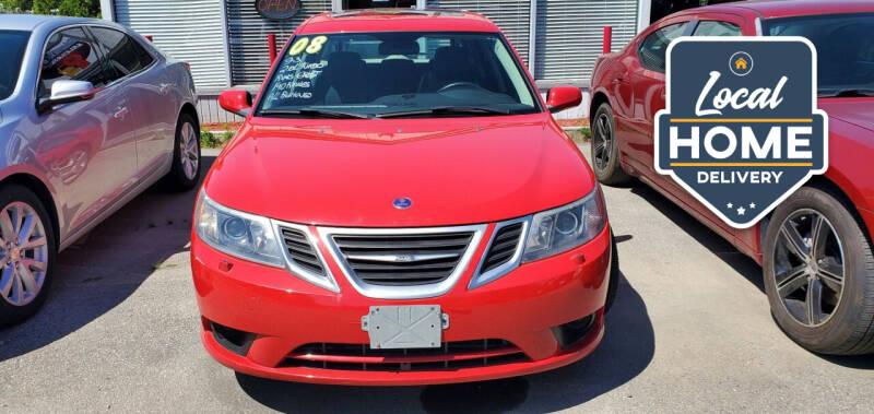 2008 Saab 9-3 for sale at Falmouth Auto Center in East Falmouth MA