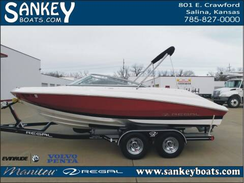2012 Regal 2000 ES for sale at SankeyBoats.com in Salina KS