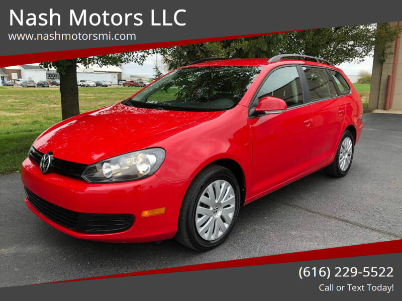 2014 Volkswagen Jetta for sale at Nash Motors LLC in Hudsonville MI