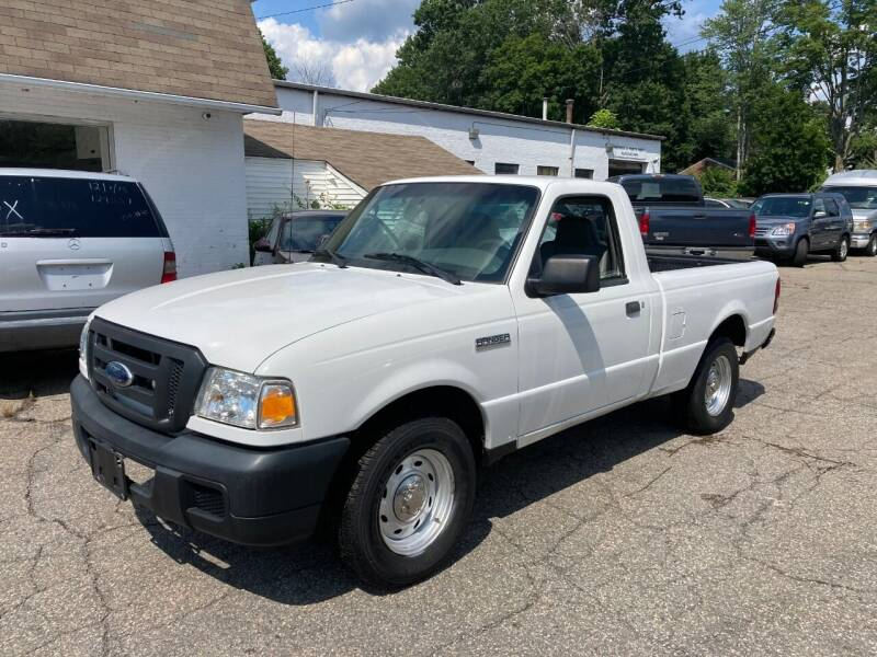 2007 Ford Ranger for sale in Enfield, CT