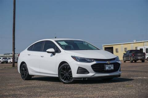 2019 Chevrolet Cruze for sale at Douglass Automotive Group - Douglas Ford in Clifton TX