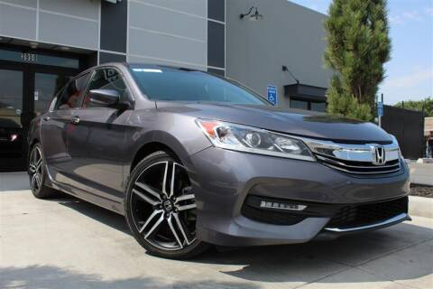 2017 Honda Accord for sale at UNITED AUTO in Millcreek UT