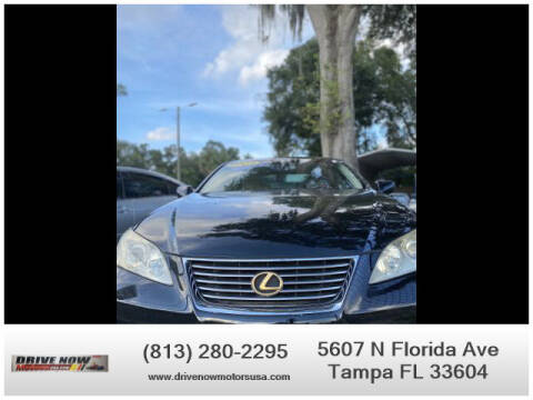 2009 Lexus ES 350 for sale at Drive Now Motors USA in Tampa FL