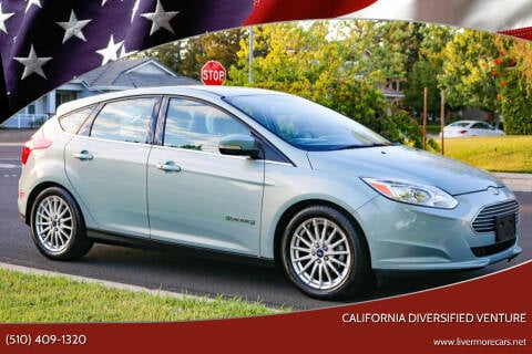 2013 Ford Focus for sale at California Diversified Venture in Livermore CA
