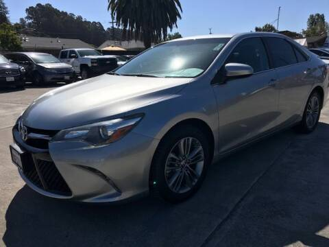 2015 Toyota Camry for sale at MISSION AUTOS in Hayward CA
