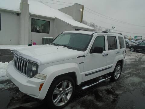 2012 Jeep Liberty for sale at Island Auto Buyers in West Babylon NY