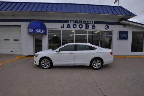 2018 Chevrolet Impala for sale at Jacobs Ford in Saint Paul NE