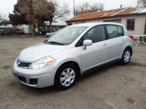 2010 Nissan Versa for sale at Larry's Auto Sales Inc. in Fresno CA