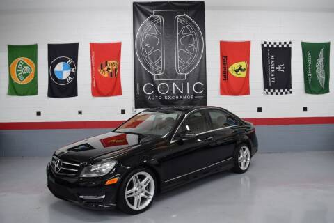 2013 Mercedes-Benz C-Class for sale at Iconic Auto Exchange in Concord NC