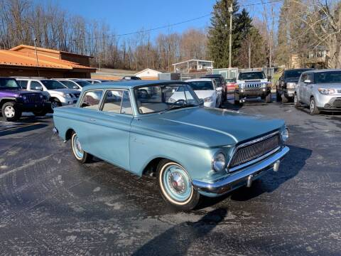 1963 Rambler American for sale at Twin Rocks Auto Sales LLC in Uniontown PA