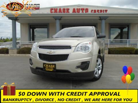 2014 Chevrolet Equinox for sale at Chase Auto Credit in Oklahoma City OK