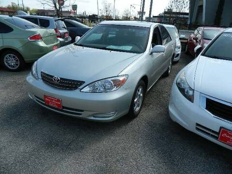 2004 Toyota Camry for sale at Craig's Classics in Fort Worth TX