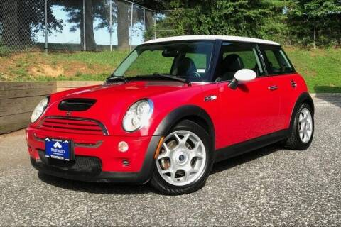 2005 MINI Cooper for sale at TRUST AUTO in Sykesville MD