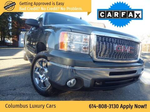 2011 GMC Sierra 1500 for sale at Columbus Luxury Cars in Columbus OH