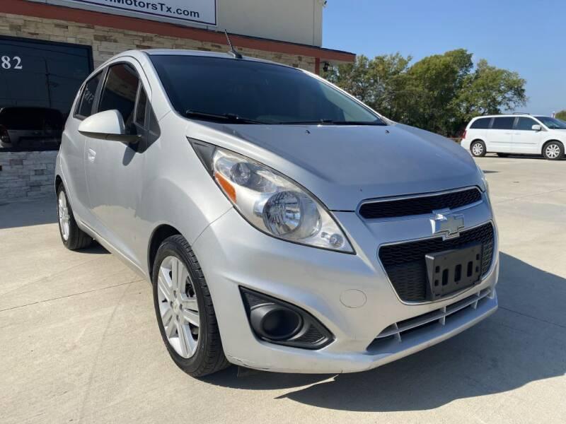 2014 Chevrolet Spark for sale at Princeton Motors in Princeton TX
