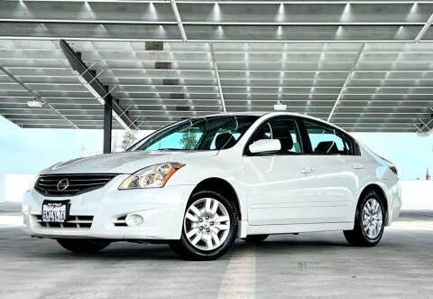 2012 Nissan Altima for sale at Car Hero LLC in Santa Clara CA