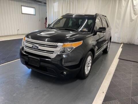 2014 Ford Explorer for sale at Monster Motors in Michigan Center MI