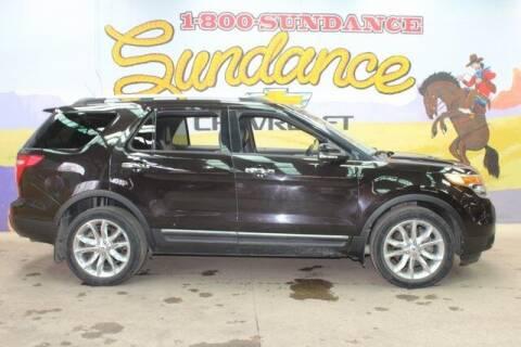 2013 Ford Explorer for sale at Sundance Chevrolet in Grand Ledge MI