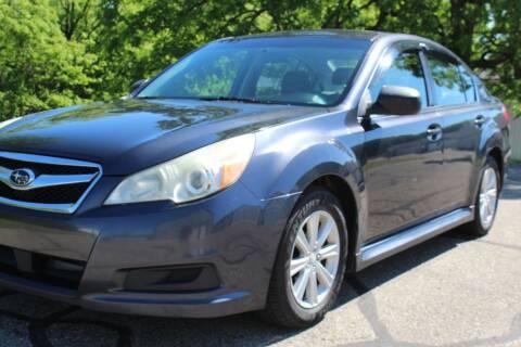 2011 Subaru Legacy for sale at S & L Auto Sales in Grand Rapids MI