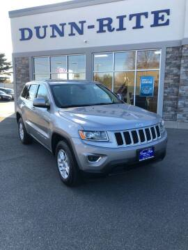 2016 Jeep Grand Cherokee for sale at Dunn-Rite Auto Group in Kilmarnock VA