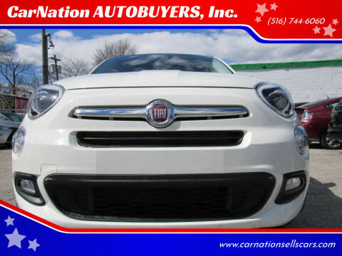 2018 FIAT 500X for sale at CarNation AUTOBUYERS, Inc. in Rockville Centre NY