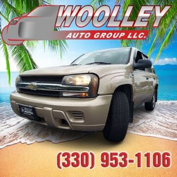 2006 Chevrolet TrailBlazer for sale at Woolley Auto Group LLC in Poland OH