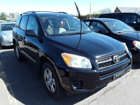 2011 Toyota RAV4 for sale at Broadway Garage of Columbia County Inc. in Hudson NY