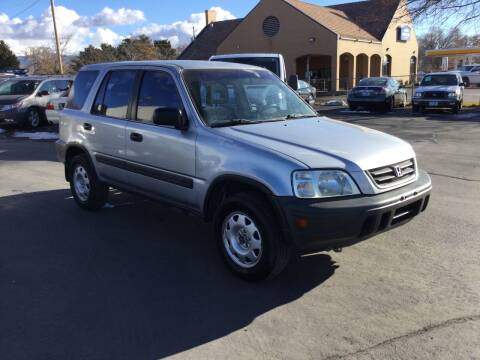 2001 Honda CR-V for sale at Beutler Auto Sales in Clearfield UT