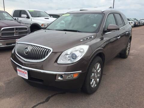 2012 Buick Enclave for sale at De Anda Auto Sales in South Sioux City NE