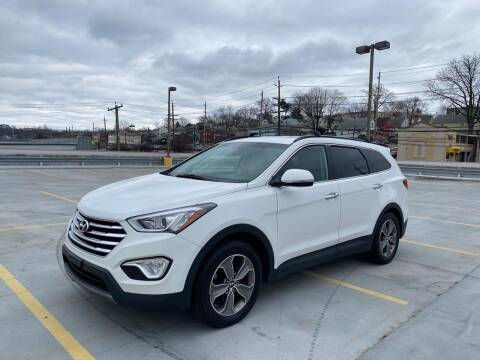 2013 Hyundai Santa Fe for sale at JG Auto Sales in North Bergen NJ