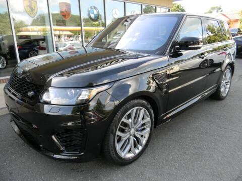 2016 Land Rover Range Rover Sport for sale at Platinum Motorcars in Warrenton VA