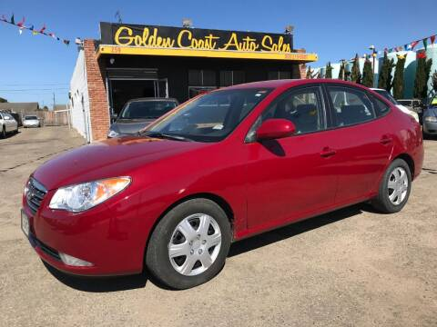 2007 Hyundai Elantra for sale at Golden Coast Auto Sales in Guadalupe CA