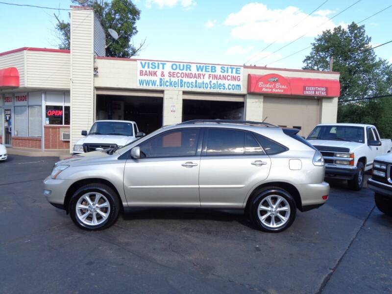 2008 Lexus RX 350 for sale at Bickel Bros Auto Sales, Inc in Louisville KY