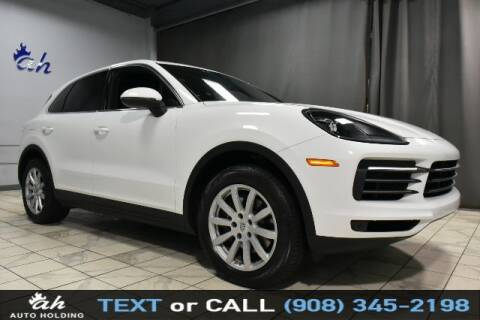 2019 Porsche Cayenne for sale at AUTO HOLDING in Hillside NJ