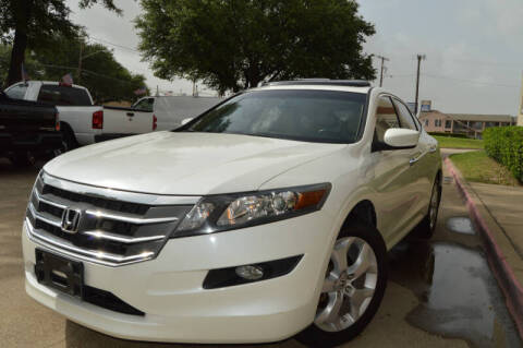 2011 Honda Accord Crosstour for sale at E-Auto Groups in Dallas TX