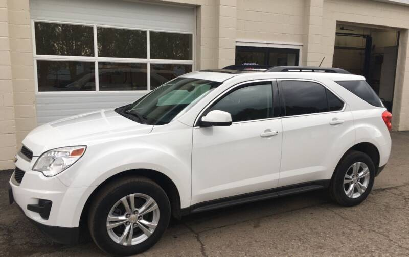 2014 Chevrolet Equinox for sale at Ogden Auto Sales LLC in Spencerport NY