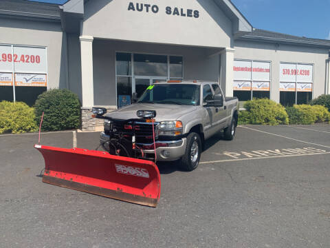 2006 GMC Sierra 2500HD for sale at Keystone Used Auto Sales in Brodheadsville PA