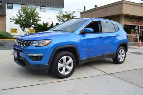 2019 Jeep Compass for sale at Father and Son Auto Lynbrook in Lynbrook NY