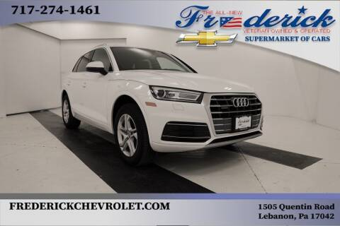 2019 Audi Q5 for sale at Lancaster Pre-Owned in Lancaster PA