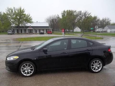 2013 Dodge Dart for sale at BRETT SPAULDING SALES in Onawa IA