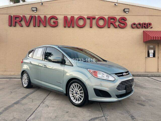 2013 Ford C-MAX Hybrid for sale at Irving Motors Corp in San Antonio TX