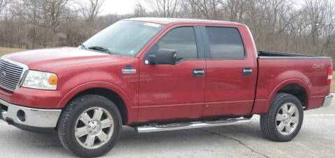 2007 Ford F-150 for sale at Superior Auto Sales in Miamisburg OH