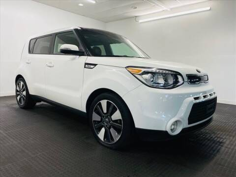 2014 Kia Soul for sale at Champagne Motor Car Company in Willimantic CT