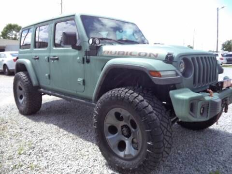 2018 Jeep Wrangler Unlimited for sale at PICAYUNE AUTO SALES in Picayune MS