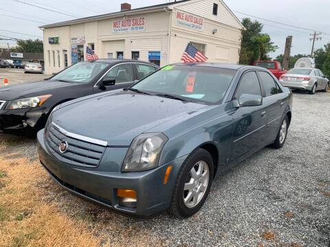 2006 Cadillac CTS for sale at Nile Auto Sales in Greensboro NC