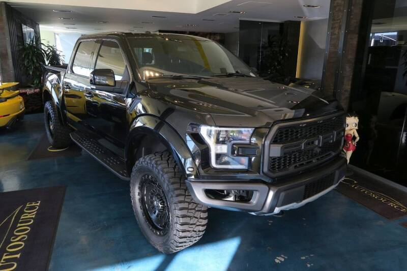 2018 Ford F-150 for sale at OC Autosource in Costa Mesa CA