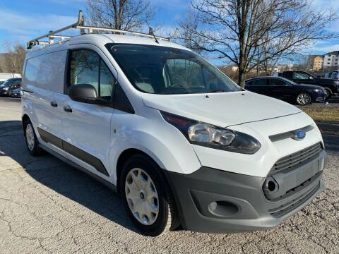 2017 Ford Transit Connect Cargo for sale at HERSHEY'S AUTO INC. in Monroe NY